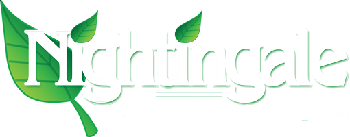 Nightingale Lawn Care Logo